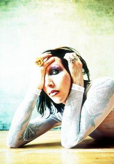 Marilyn Manson. ♥♥♥. #marilyn manson: