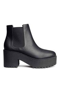 Platform boots | H&M