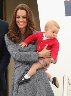 This Photo of Prince George Is Kate's Fave and Also Cute as Hell