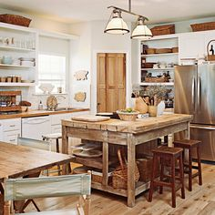 Rustic Appeal - Colorful, Cozy Spaces - Coastal Living