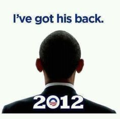 Voting for him again in 2012!