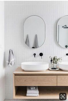 Bath room design scandinavian toilets 30 Ideas for 2019 Spa Like Bathroom, Modern Bathroom Decor, Wood Bathroom, Laundry In Bathroom, Bathroom Interior Design, Amazing Bathrooms, Master Bathroom, Bathroom Ideas, Bathroom Renovations