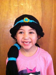 Jasmine Hat dress up