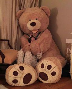 Ayıcık Huge Teddy Bears, Giant Teddy Bear, Big Bear, Costco Bear, Teady Bear, Teddy Girl, Teddy Bear Pictures, Bear Wallpaper, Chrissy Costanza