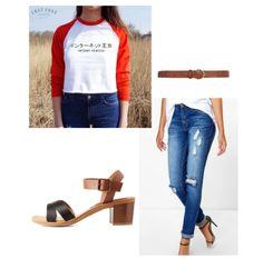 Anime Inspiration: AnoHana - College Fashion