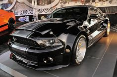 2011 Shelby Super Snake widebody - this should be available on the lot! @ZenderFord