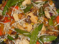 tjap tjoy Dutch Recipes, Asian Recipes, Ethnic Recipes, Veggie Recipes, Cooking Recipes, Healthy Recipes, Shrimp And Quinoa, Caribbean Recipes, Indonesian Food