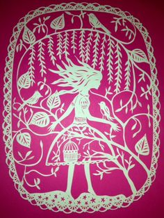 Paper Cuttings - Emily Wilson Artistry