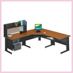 A Guide to Choosing Marvel Complete Corner Workstation Oatmeal Tackboard/Collectors Cherry Top/Dark Neutral Base