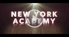 CineBlog streamig New York Academy - film ITA