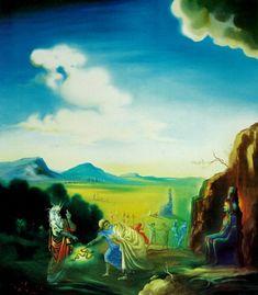 Moses and the Pharaoh, 1966