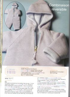 Albums archivés Baby Coat, Clothing Patterns, Baby Knitting, Archive, Pullover, Children, Crochet, Sweaters, Albums