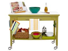 Mission Makeover: DIY Kitchen Island : Rooms : Home & Garden Television