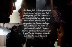 One of my favorite quotes from Vampire Diaries