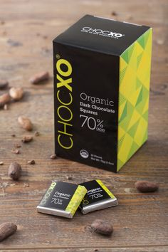 Did you know you can buy our 70% Dark Chocolate Tasting Squares on line? It's hip to be square! XO http://www.chocxo.com/chocolate-tasting-squares/12-piece-milk-chocolate-tasting-square-box-1