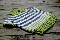 Ravelry: Big Stripes/Little Stripes pattern by Erika Flory