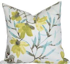 Possible pillow scheme: Gazebo, Cloud Cloud Pillow, Blue Yellow, Green, Fabric Decor, Fabric Swatches, Gazebo, Sweet Home, Clouds, Windows