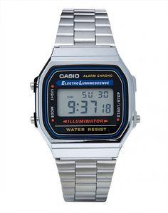 Casio A168WA-1WDF