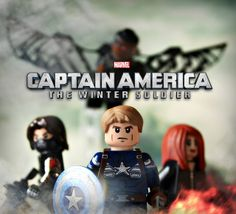LEGO Captain America: The Winter Soldier