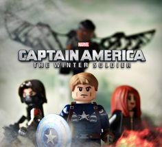 LEGO Captain America: The Winter Soldier