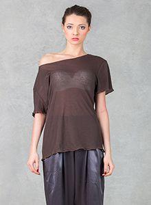 T-shirt brąz Tunic Tops, Spring, Inspiration, Collection, Women, Fashion, Biblical Inspiration, Moda, Women's