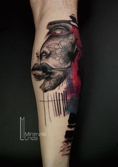 Best ideas for tattoo arm realistic trash polka Forearm Tattoos, Body Art Tattoos, Sleeve Tattoos, Tattoo Arm, Trendy Tattoos, Tattoos For Guys, Tattoos For Women, Tatuagem Trash Polka, Secret Tattoo