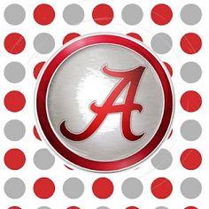 university of alabama logo Crimson Tide Football, Alabama Football, Alabama Crimson Tide, Alabama Crafts, Alabama Decor, Alabama Logo, Bama Fever, College Football Teams, Sweet Home Alabama