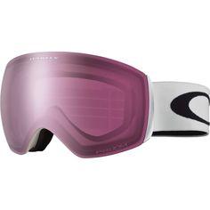 666a0b7754 Oakley - Flight Deck XM Prizm Goggle - Matte White/Prizm Rose Hidzsábdivat,  Férfi