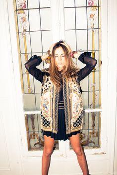 Erica Pelosini in Paris - Style Icon: Erica Pelosini - Icono de Estilo - Fashion - Moda