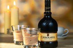 Recipe for an Irish Kiss, with Carolans Irish Cream