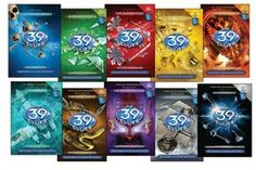 39 Clues Complete Collection (Books 1-10) Book by Rick Riordan | Hardcover | chapters.indigo.ca
