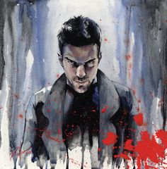 Sylar from Heroes, my favorite character from the show!
