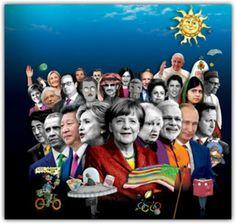 Появиха се новите предсказания за света в The Economist от тайните господари