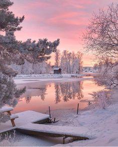 Inverno in Svizzera... che incanto <3  Foto di @mariaanderhell