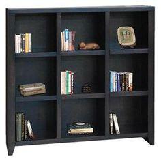 Urban Loft 9 Cubicle Bookcase in Mocha | Nebraska Furniture Mart  $320