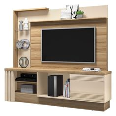 40 Cool TV Stand Dimension And Designs For Your Home - Engineering Discoveries. - 40 Cool TV Stand Dimension And Designs For Your Home – Engineering Discoveries… – Tv wall c - Tv Unit Furniture Design, Tv Unit Interior Design, Wardrobe Interior Design, Tv Unit Decor, Tv Wall Decor, Tv Cabinet Design, Tv Wall Design, Muebles Rack Tv, Deco Tv