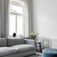 Sofaen Palmdale fra Layered, er alt det en sofa skal være. Den har vakre, elegante linjer og er minimalistisk på en innbydende måte.