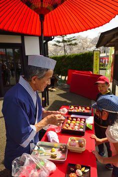 Artisan japanese sweets