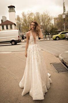 World Exclusive: Berta Wedding Dress Collection 2018 Berta Bridal, Bridal Gowns, Bridal Shoes, Sexy Wedding Dresses, Wedding Gowns, Wedding Hair, Prom Dresses, Wedding Rings, June Bride