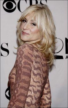 Who's the boss? Tony nominee Judith Light!