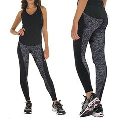 MISS MOLY - Yoga Capris - Yoga Leggings - Power Flex Yoga Capris for Women * Check out the image by visiting the link. (This is an affiliate link and I receive a commission for the sales)