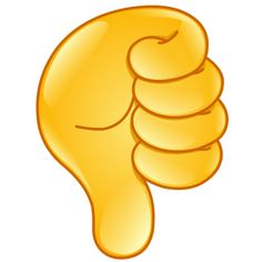 Thumbs Down - Hand Gesture Animated Emoticons, Funny Emoticons, Funny Emoji, Emoji Pictures, Cute Cartoon Pictures, Text Pictures, Symbols Emoticons, Emoji Symbols, Flower Background Wallpaper