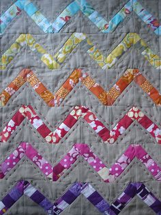 Sweet hand quilting.