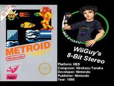 Metroid (NES) Soundtrack - Stereo