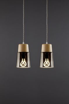 Plumen is in BHS, one of the UK's biggest home-ware retailer! Plumen light bulb in BHS Wood Jenen Pendant. Available to buy now at www.bhs.co.uk/