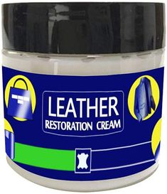help cleaning Leather Restoration Cream – heavenlyhousehold How to Build a Simple Potting Bench The Leather Repair, Leather Dye, Leather Sofa, Car Cleaning Hacks, Diy Cleaning Products, Ocean Wave Crochet Hair, Leather Restoration, Furniture Restoration, Shopping