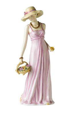 5th Anniversary (Wood)  Royal Doulton Anniversary Figurine