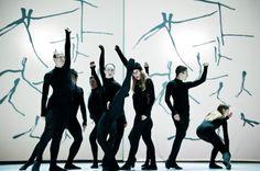 HENRI MICHAUX : MOUVEMENTS + GYMNOPÉDIES - Compagnie Marie Chouinard