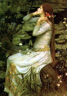 Waterhouse. Ophelia
