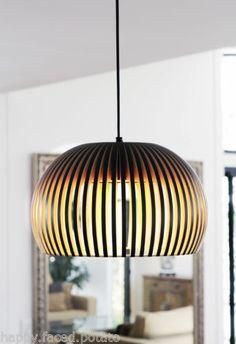 Modern Chandelier Atto Pendant Light Ceiling Contemporary Minimalist Lamp E27 | eBay